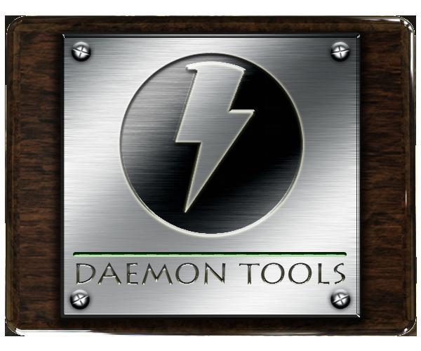 Программа Daemon Tools Lite.