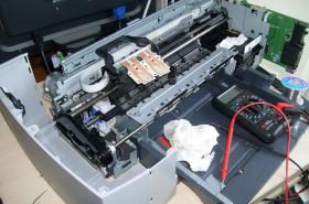 Ремонт принтеров и КМА